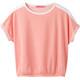 Prana Zosia t-shirt Dames oranje